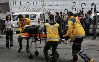 МИД Украины уточняет - в Стамбуле пострадали четверо украинцев - фото 1