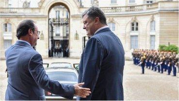 Лидеры Франции и Украины поговорили о высшем образовании  - фото 1