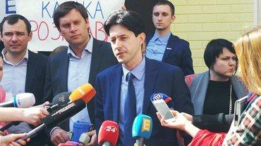Касько считает, что у прокуроров в его деле свой интерес - фото 1