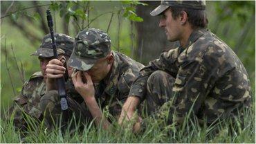 Штаб АТО опубликовал подробности боев под Новозвановкой - фото 1
