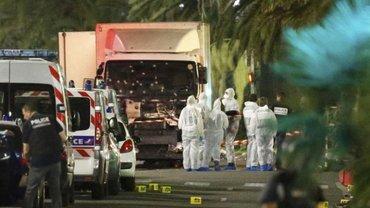 Теракт в Ницце - фото 1