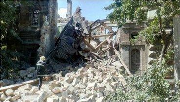 """Под завалами """"Масонского дома"""" спасатели не нашли людей. - фото 1"""