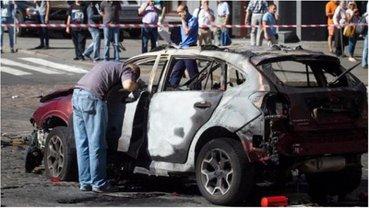 Взрывное устройство активировали в 100-150 метрах от места гибели Шеремета. - фото 1