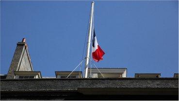 Франсуа Олланд объявил траур во Франции - фото 1