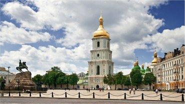 Собравшиеся на Софиевской площади скандировали: «Боже, Царя храни» - фото 1
