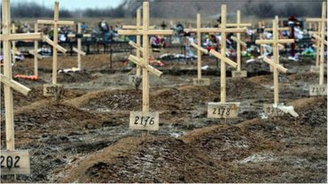 Количество погибших российских оккупантов с каждым днем увеличивается. - фото 1