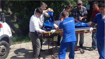 Раненых свозят в больницы города - фото 1