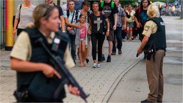 Наши соотечественники не пострадали в перестрелке в Мюнхене - фото 1