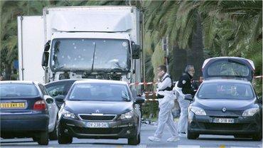 Во время теракта в Ницце пострадали украинцы - фото 1