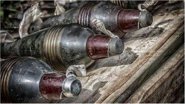 Военные стреляли 40-летними минами с 55-летними детонаторами. - фото 1