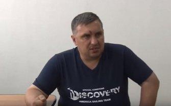 Панов служив на Донбасі та був волонтером - фото 1