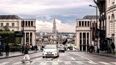В Брюсселе очередное нападение - фото 1