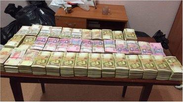 22.3 миллиона гривен изъяли в Кропивницком - фото 1