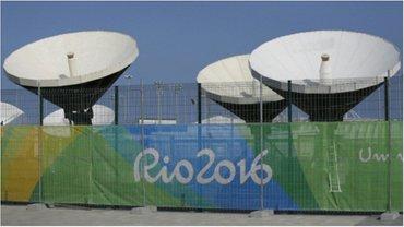из помещения пресс-центра в Рио эвакуировали людей - фото 1