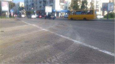 Асфальт на улицах столицы вновь испытают бронетехникой - фото 1