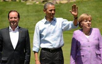 Лидеры трех стран обговорили ситуацию в Украине - фото 1
