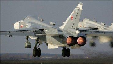 Они сопроводили российский военный самолет Ил-20 - фото 1