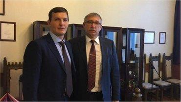 В ГПУ будут сотрудничать с латвийскими коллегами - фото 1