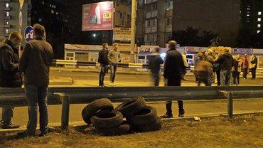 Протест на «Героев Днепра»: кружки по интересам - фото 1
