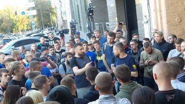 """""""Азов"""" перенес сбор на завтра - фото 1"""
