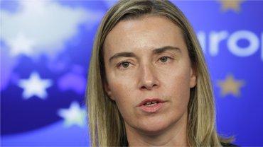 Могерини опровергла анонсированные ранее планы насчет армии ЕС  - фото 1