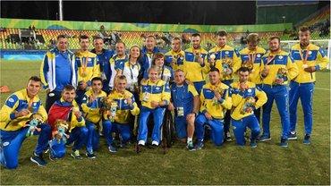 Украинцы завоевали 117 медалей на Паралимпиаде-2016 - фото 1