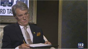 Ющенко не продает ничего на рынке - фото 1