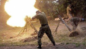 """Боевики """"ДНР"""" начали обстреливать позиции сил АТО - фото 1"""