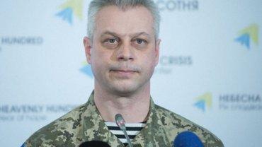 Боевики в АТО потеряли двоих убитыми и двоих ранеными - Лысенко - фото 1