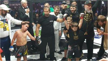 Очередная победа семьи Кадыровых - фото 1