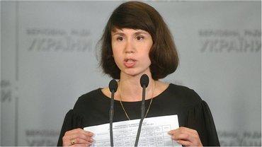 Е-декларация Татьяны Чорновол. Земля в Крыму и скромная зарплата - фото 1