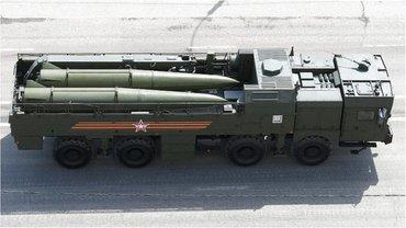 """Российский ракетный комплекс""""Искандер-М"""" - фото 1"""