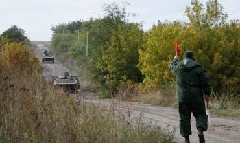 Военные разминировали территорию возле Петровского - фото 1