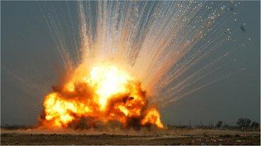 В Макеевке взорвались боеприпасы из РФ - фото 1