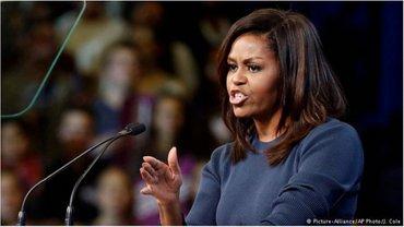 Речь первой леди была очень эмоциональной - фото 1