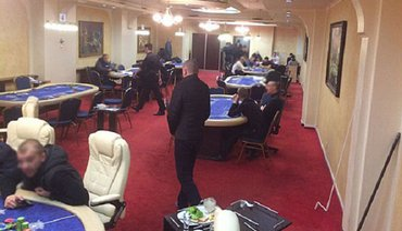 За организацию казино предусмотрен штраф от 680до 850 тысячгривен - фото 1