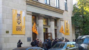 Билецкого избрали главой партии Национальный корпус - фото 1