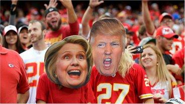 Второй раунд битвы - вновь за Хиллари - фото 1