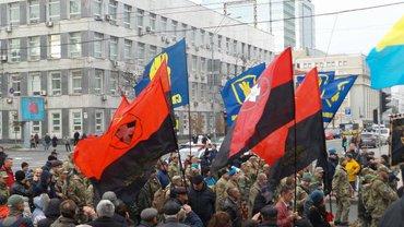 В столице продолжаются мероприятия ко Дню защитника Украины - фото 1