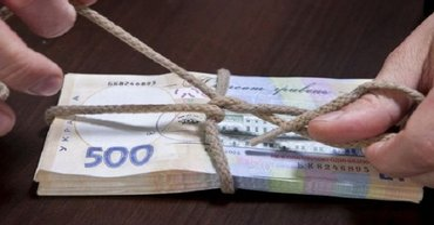 Коррупционерка обогатилась на 170 тысяч гривен - фото 1