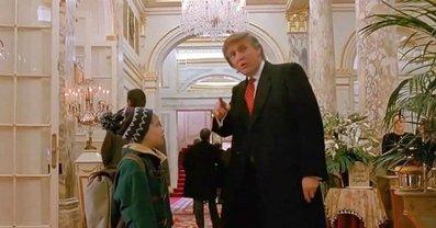 Не только президент-миллиардер, но и актер - фото 1