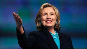 За последние дни демократка на два процента увеличила отрыв - фото 1