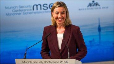 Федерика Могерини высказала сожаление решением РФ выйти из Римского статута - фото 1