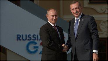 Путин и Эрдоган обсудили ситуацию в Сирии - фото 1
