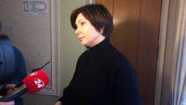 """Бондаренко приехала в Раду, чтобы дать брифинг против """"репрессий"""" в отношении антиукраинских журналистов - фото 1"""