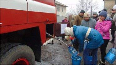 Из-за обстрелов боевиков был поврежден водопровод - фото 1