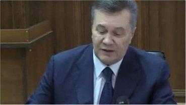 Янукович не был настроен давать ответы - фото 1
