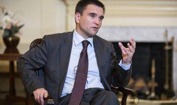 Павел Климкин заявил, что выборы на Донбассе невозможны без сдачи террористами Дебальцево - фото 1