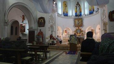 Память о годовщине Голодомора на территории Украины почтили в минском красном костеле - фото 1