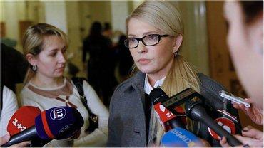 Тимошенко все отрицает  - фото 1
